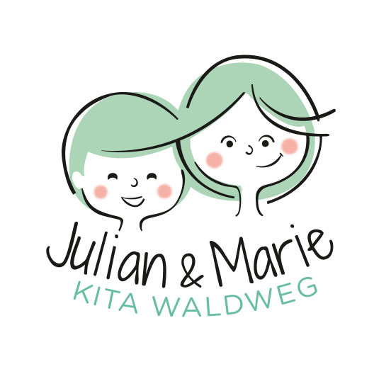 Logo Julian und Marie